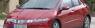 Prova Honda Civic 2.2 i-CTDi Exclusive Leather i-Pilot DPF 5 porte
