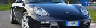Prova Porsche Boxster 2.9