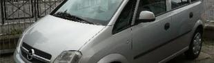 Prova Opel Meriva 1.6 Enjoy
