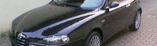 Prova Alfa Romeo 147 1.6 TS Progression 5 porte