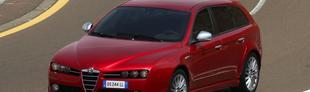 Prova Alfa Romeo 159 2.4 JTDM 200 CV Q-Tronic Distinctive