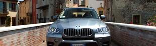 Prova BMW X5 xDrive 40d Futura