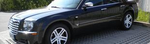 Prova Chrysler 300 C 3.0 V6 CRD