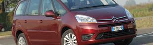 Prova Citroën Grand C4 Picasso 1.6 HDi 16V CMP-6 Style 7 posti