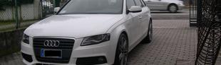 Prova Audi A4 Avant 1.8  TFSI 160 CV Advanced
