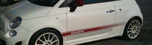 Prova Abarth 500 1.4 16V  T-jet esseesse