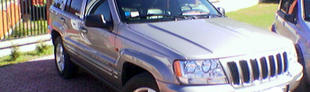 Prova Jeep Grand Cherokee