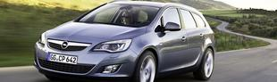 Prova Opel Astra Sports Tourer 2.0 CDTI Cosmo S Active Select