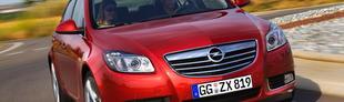 Prova Opel Insignia 2.0 Turbo Cosmo Adaptive 4x4
