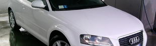 Prova Audi A3 1.6 TDI Attraction 105 CV
