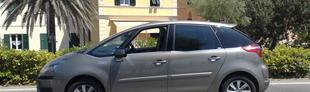 Prova Citroën C4 Picasso 2.0 HDi 16V 138 CV CMP-6 Exclusive Style