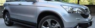 Prova Honda CR-V 2.0 i-VTEC Elegance