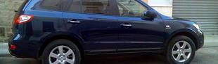 Prova Hyundai Santa Fe 2.2 CRDi VGT Dynamic Top
