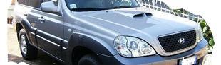 Prova Hyundai Terracan 2.9 TDI