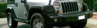 Prova Jeep Wrangler 2.8 CRD Sport