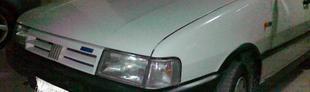 Prova Fiat Uno 60 SX