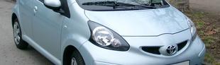 Prova Toyota Aygo 1.0 68 CV Now 5 porte