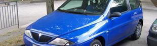 Prova Lancia Y 1.2 Elefantino Blu