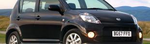 Prova Daihatsu Sirion 1.3 Hiro GPL