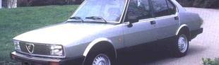 Prova Alfa Romeo Alfetta 2000