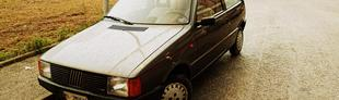 Prova Fiat Uno 45 Sting