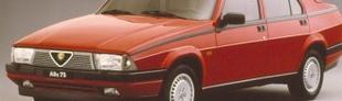Prova Alfa Romeo 75 1.6