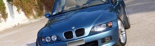 Prova BMW Z3