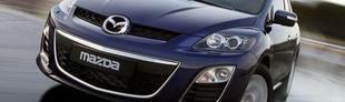 Prova Mazda CX-7 2.2 CD Tourer
