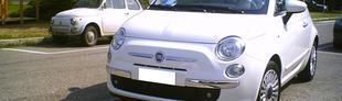Prova Fiat 500 1.2 by Diesel