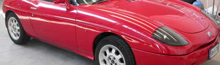 Prova Fiat Barchetta 1.8 16V