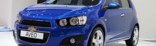 Prova Chevrolet Aveo 1.2 86 CV LTZ 5 porte