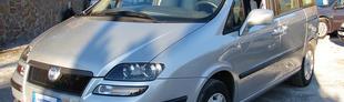 Prova Fiat Ulysse 2.0 Multijet 120 CV Active (5p)