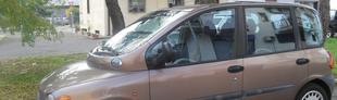 Prova Fiat Multipla 1.9 JTD 105 CV ELX
