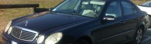 Prova Mercedes E 270 CDI Avantgarde