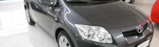 Prova Toyota Auris 2.0 D-4D DPF Sol 3p