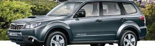 Prova Subaru Forester 2.0D X BR
