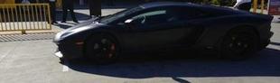 Prova Lamborghini Aventador LP 700-4