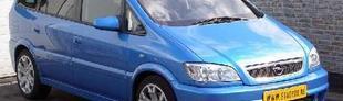 Prova Opel Zafira 1.8 VVT One