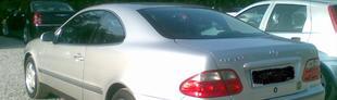 Prova Mercedes CLK 200 Kompressor Elegance