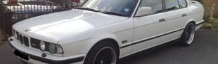 Prova BMW Serie 5 535i