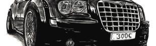 Prova Chrysler 300 C 3.5 V6