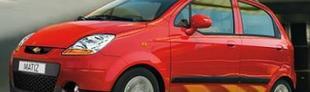 Prova Chevrolet Matiz SX Energy Eco Logic