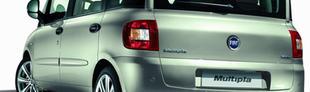 Prova Fiat Multipla 1.6 ELX