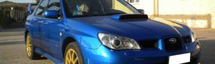 Prova Subaru Impreza 2.5 WRX STI