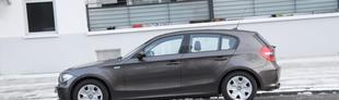Prova BMW Serie 1 118d 5p