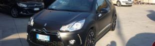 Prova Citroën DS3 1.6 VTI 16V 120 CV Just Black