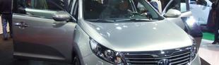 Prova Kia Sportage 1.7 CRDI Class 2WD