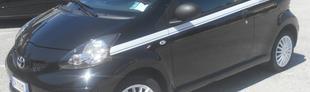 Prova Toyota Aygo 1.0 68 CV Now 3 porte
