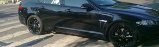 Prova Jaguar XF 2.2 D