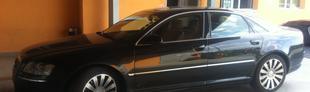 Prova Audi A8 4.2 V8 TDI
